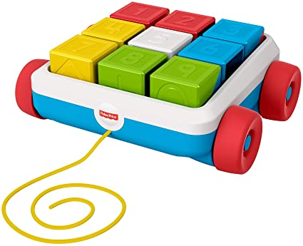 FISHER PRICE - Pull-Along Activity Blocks