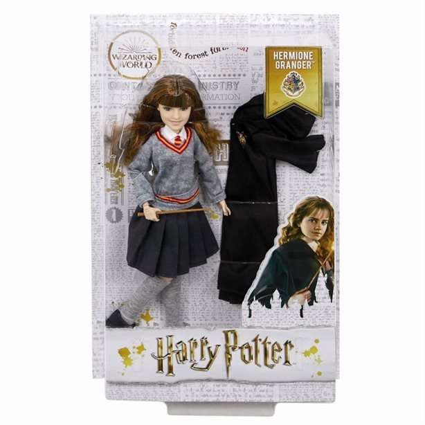 HARRY POTTER HERMIONE GRANGER DOLL byHarry Potter