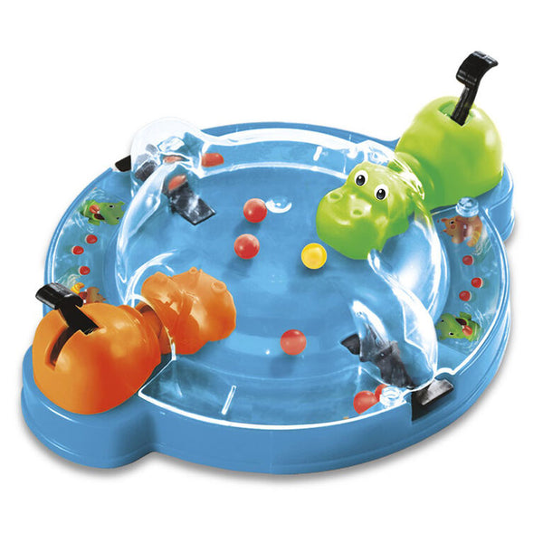 GRAB AND GO GAMES HUNGRY HUNGRY HIPPOS