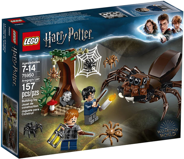 LEGO Harry Potter - Aragog's Lair, set 75950