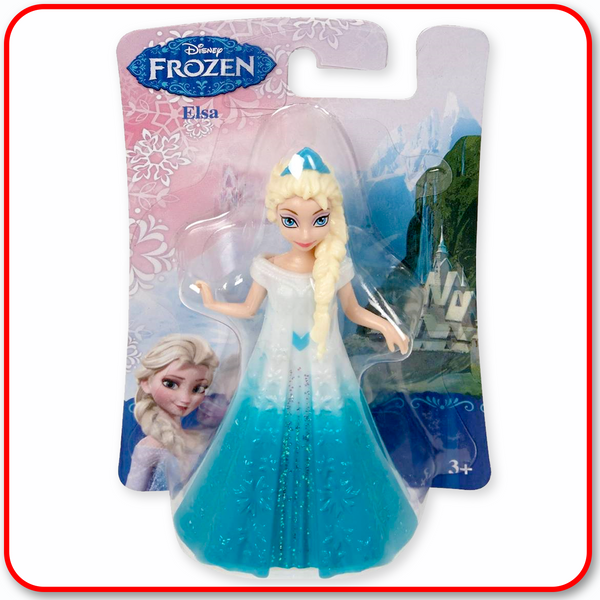 Frozen Mini Clip Dolls - Elsa