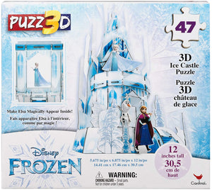 Puzz 3D: Disney Frozen Ice Castle Puzzle