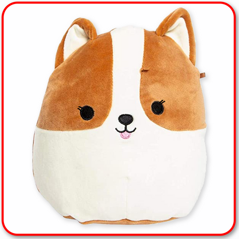 "Squishmallows - 16"" Regina the Corgi"