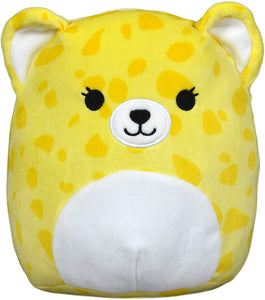 "Squishmallows - 12"" BRIGHT SQUAD Lexi the Cheetah"