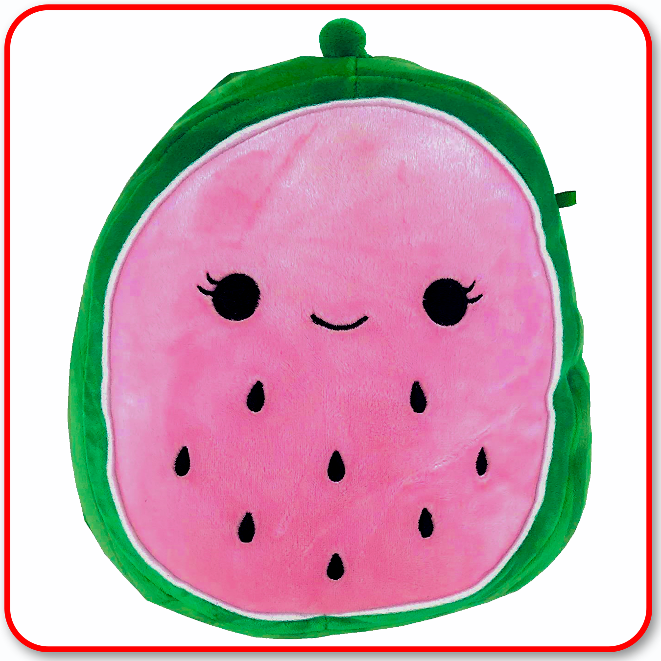 "Squishmallows - 16"" FRUIT Wanda the Watermelon"