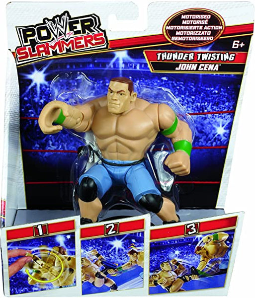 WWE Power Slammers: John Cena