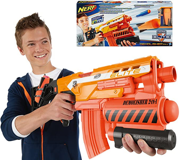 NERF - Demolisher 2in1