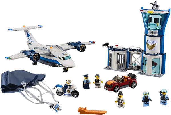 LEGO City - Sky Police Air Base