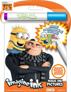Imagine Ink : Magic Ink Book - Despicable Me 3