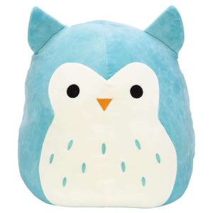 "Squishmallows - 7"" Teal Owl"