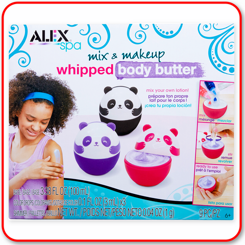 Alex Spa - Mix 'n Make-Up Whipped Body Butter
