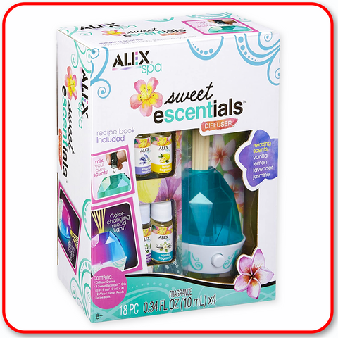 Alex Spa - Sweet Essentials Diffuser