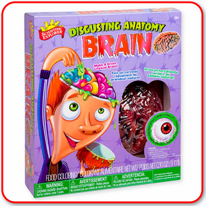 Scientific Explorer - Disgusting Anatomy BRAIN