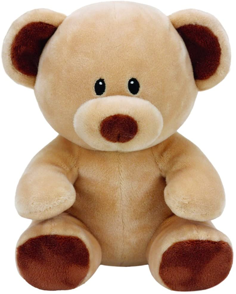 TY Baby : Bundles the Brown Bear MEDIUM