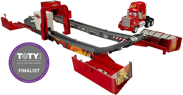 Disney/Pixar Cars Super Track Mack Playset