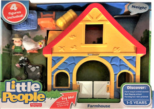 FISHER PRICE - Little People Farmhouse