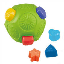PLAYGO PUZZLE BALL