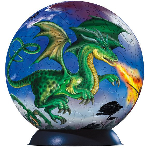 Ravensburger Dragon World Fantasy - 240 Pc.