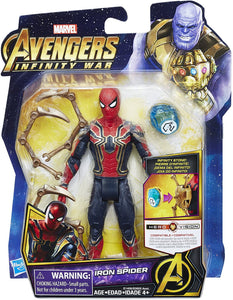 Avengers : Infinity War Iron Spider with Infinity Stone
