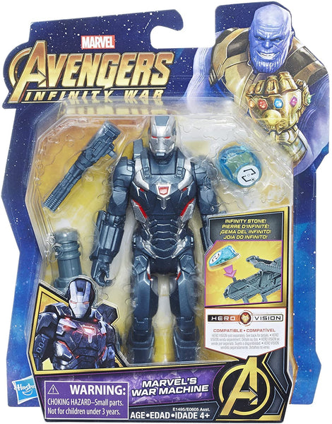 Avengers : Infinity War Marvel's War Machine with Infinity Stone