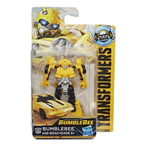 Transformers : Energon Ignitors Speed - Bumblebee Camaro
