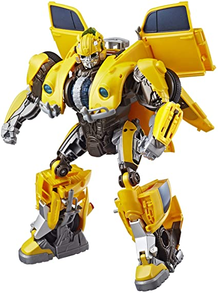 Transformers - Power Charge Bumblebee