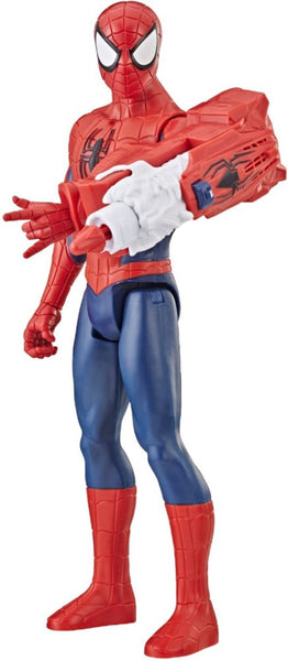 Spiderman - Titan Hero Power FX Spiderman Figure