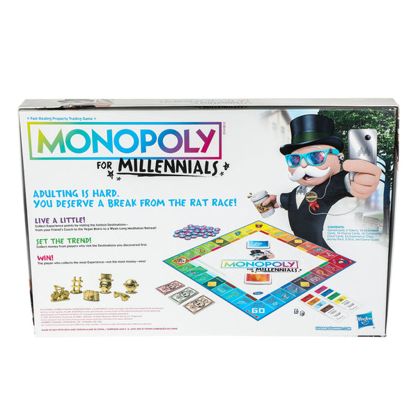 Monopoly - For Millennials