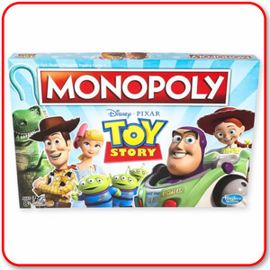 Monopoly - Toy Story Board Game
