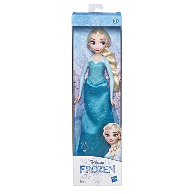 Frozen - Fashion Doll Elsa