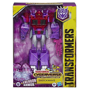 Transformers - Cyberverse Ultimate Class : Shockwave