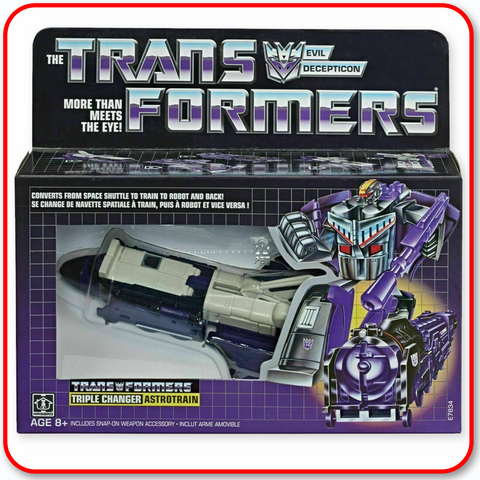 Transformers - Generation ONE : Astrotrain