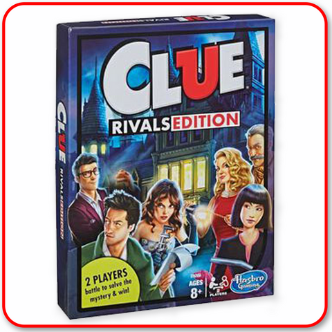 Clue - Rivals Edition