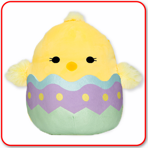 "Squishmallows - EASTER 8"" Egg Chick"