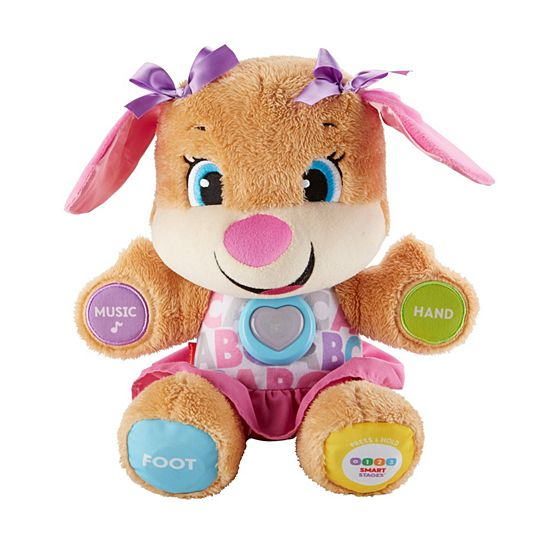 Fisher Price - Laugh & Learn : Smart Stages Sis Puppy