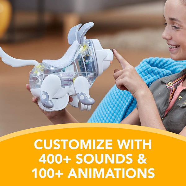 furReal Makers Proto Max Interactive Pet Toy, Unassembled, Free Downloadable App, Ages 6 and Up