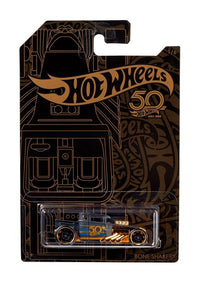 Hot Wheels - 50th Anniversary Black & Gold Diecast