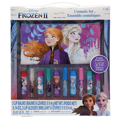 Frozen 2 - Deluxe Cosmetic Set