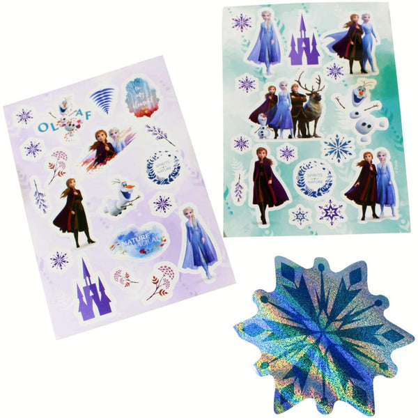 Frozen 2 - Glitter Diary Activity Set