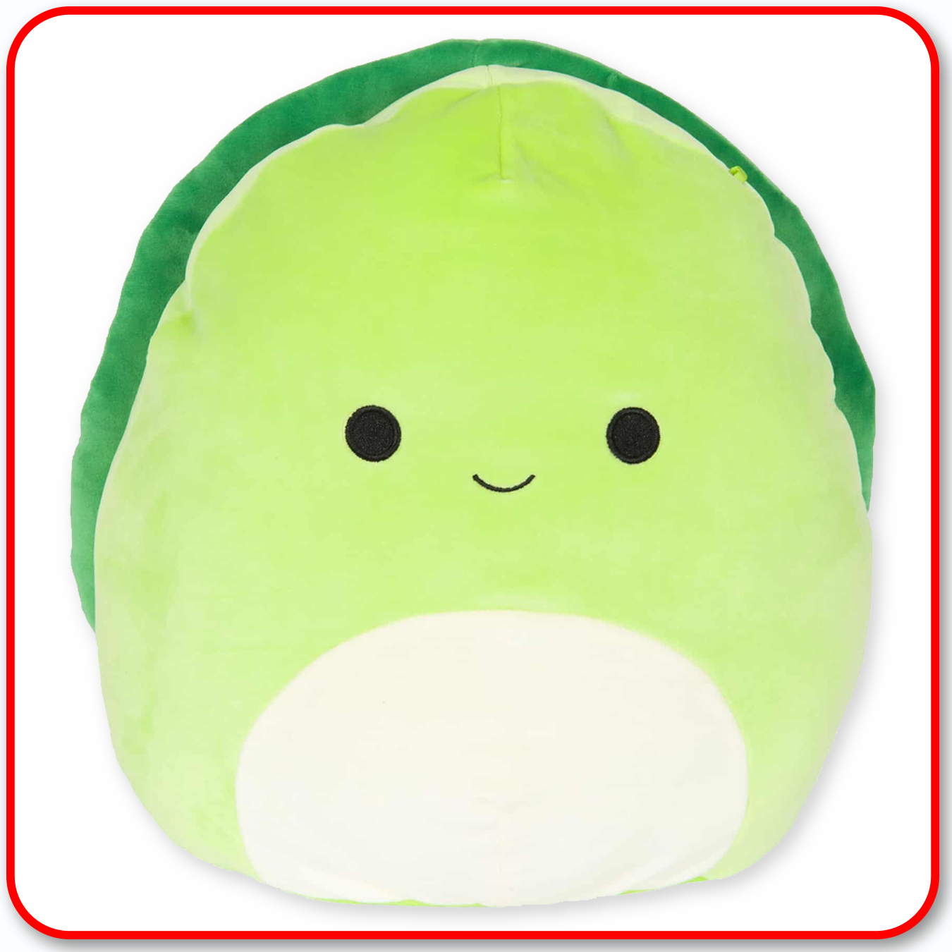 "Squishmallows - 12"" SeaLife Henry the Turtle"