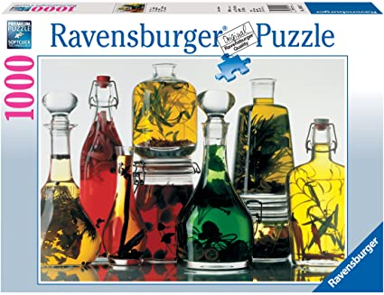 Herbal Oil Collection 1000 pc Puzzle