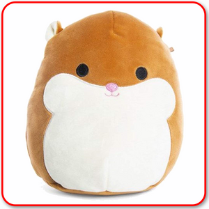 "Squishmallows - 8"" Humphrey the Hamster"