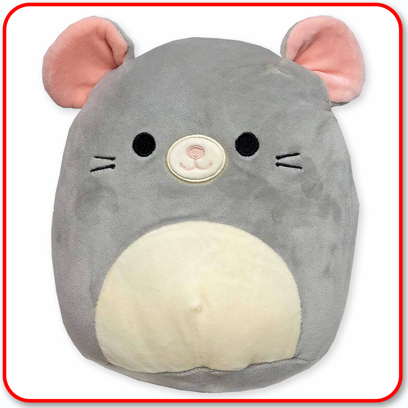 "Squishmallows - 8"" Misty the Mouse"