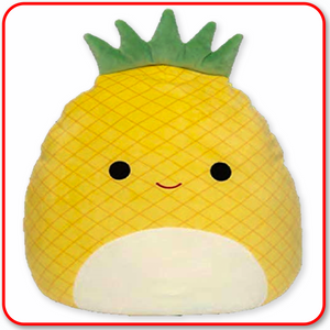 "Squishmallows - 8"" FRUIT Maui the Pineapple"