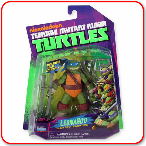 Teenage Mutant Ninja Turtles Nickelodeon - Leonardo