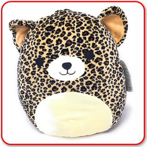 "Squishmallows - 7"" Lexie the Cheetah"