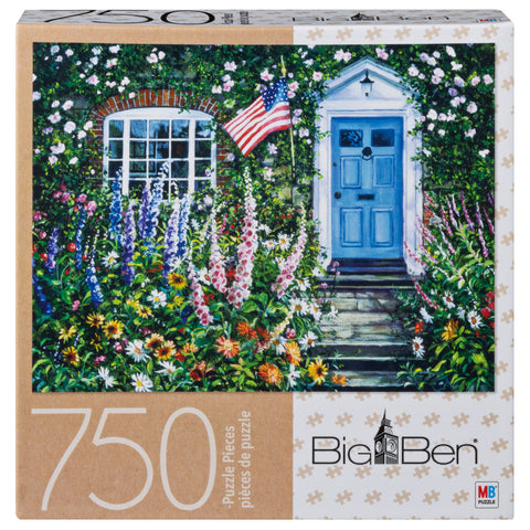 Big Ben Puzzle : Liberty Lane - 750pc