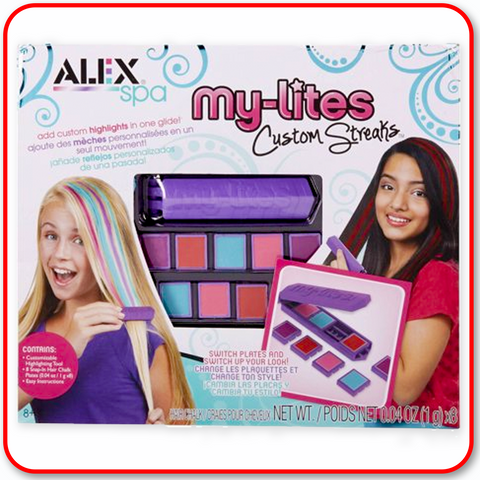 Alex Spa - My-Lites Custom Streaks