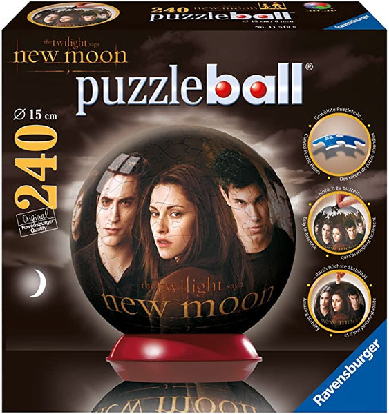 The Twilight Saga - RAVENSBURGER 240pc JIGSAW PUZZLE BALL
