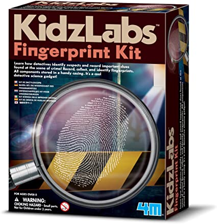 4M - Fingerprint Kit